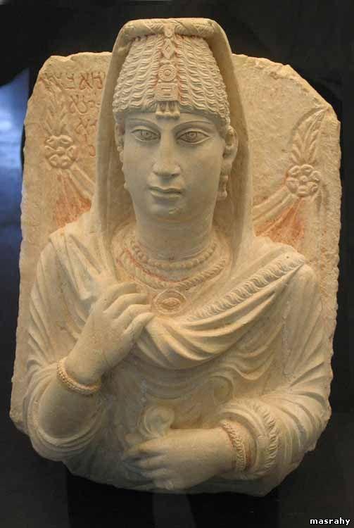 زنوبيا ملكة تدمر 2651731